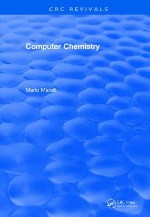 Revival: Computer Chemistry (1989) book cover