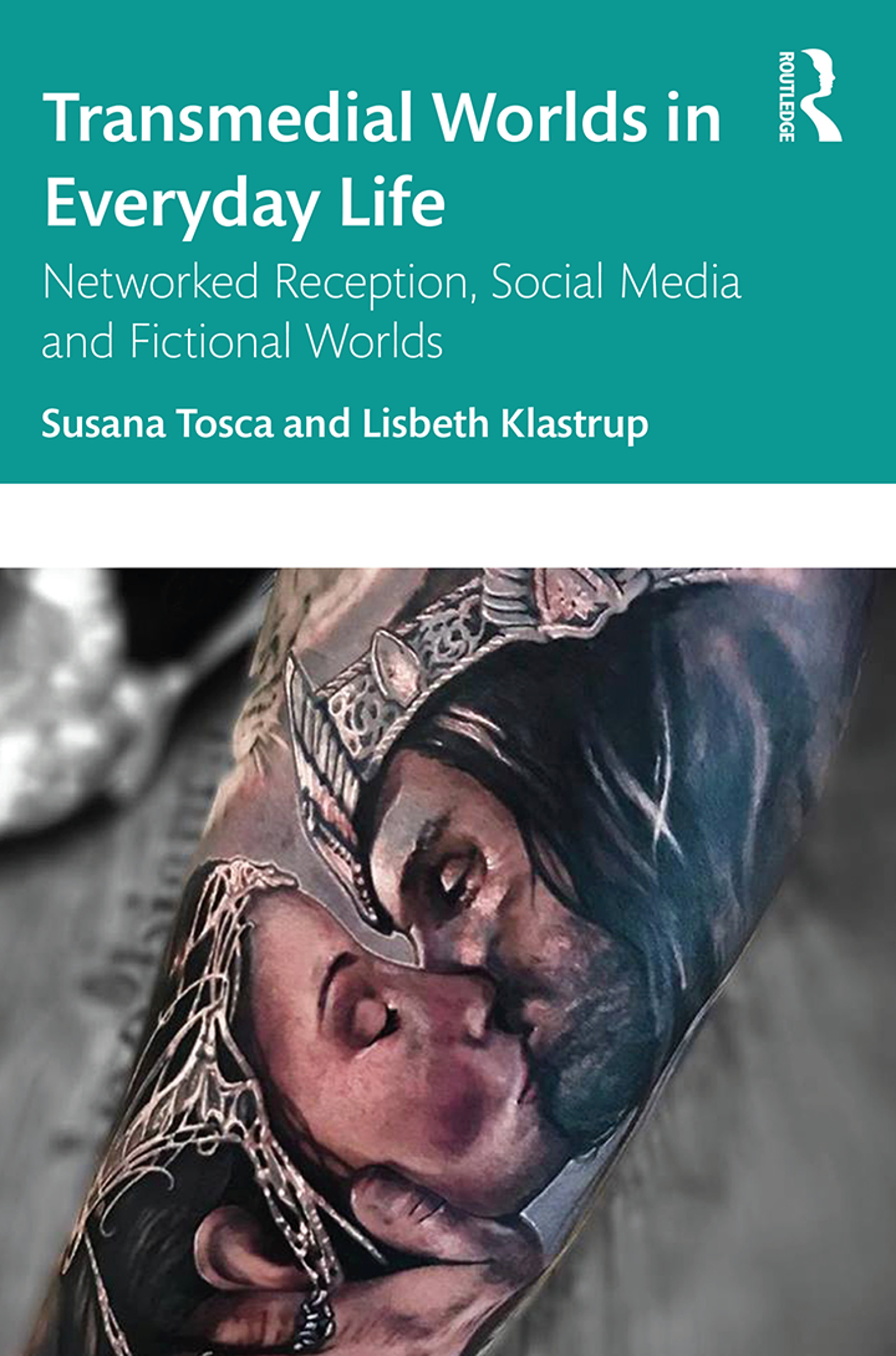 Transmedial Worlds in Everyday Life: Networked Reception, Social Media, and Fictional Worlds book cover