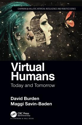 Virtual Humans: Today and Tomorrow, 1st Edition (Hardback) book cover
