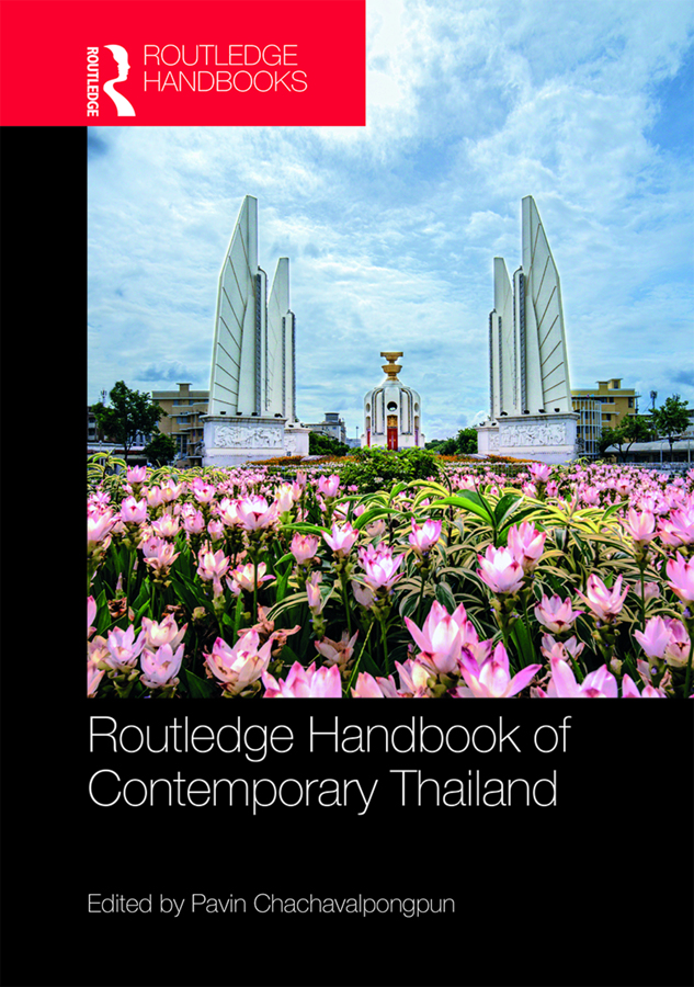 Routledge Handbook of Contemporary Thailand book cover