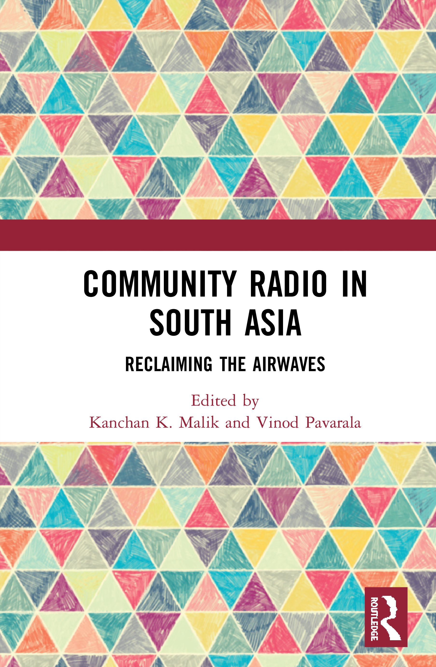 Community Radio in South Asia: Reclaiming the Airwaves book cover