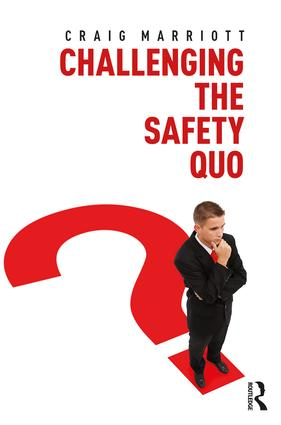 Challenging the Safety Quo book cover