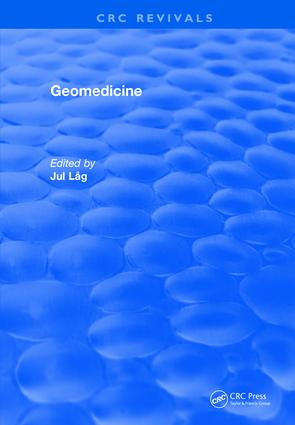 Revival: Geomedicine (1990) book cover