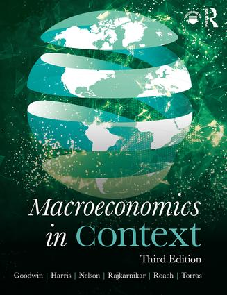 Macroeconomics in Context: 3rd Edition (Paperback) book cover