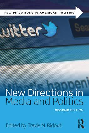 New Directions in Media and Politics book cover