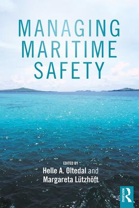 Managing Maritime Safety book cover