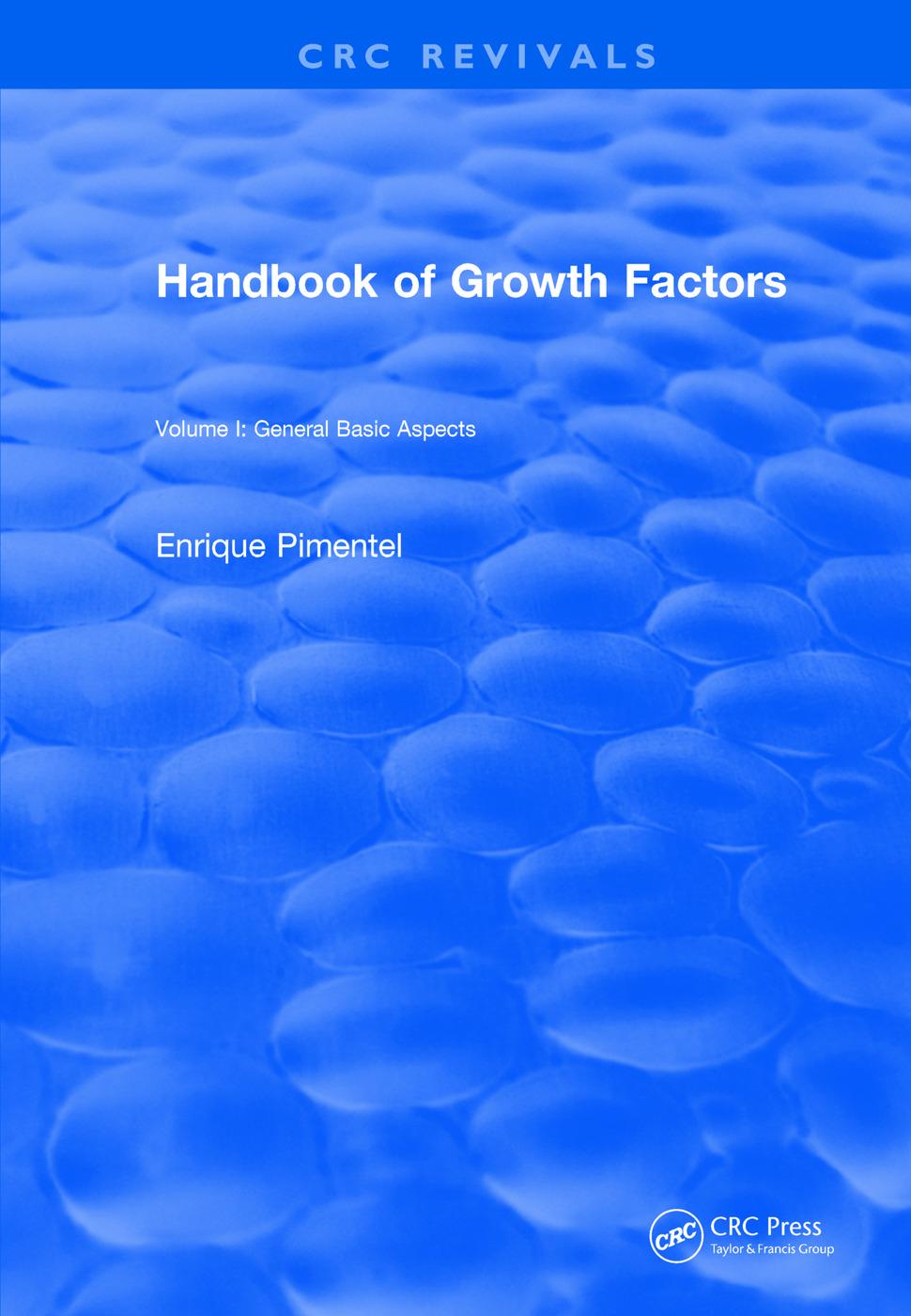 Handbook of Growth Factors (1994)