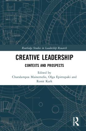 Creative Leadership: Contexts and Prospects book cover
