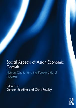 Social Aspects of Asian Economic Growth: Human capital and the people side of progress, 1st Edition (Hardback) book cover