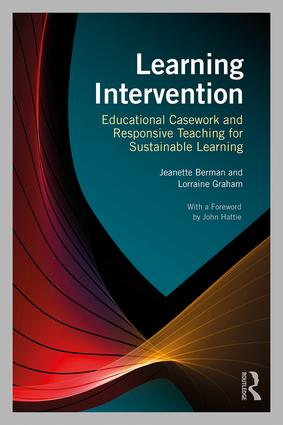 Learning Intervention: Educational Casework and Responsive Teaching for Sustainable Learning book cover