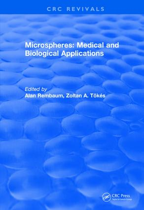 Revival: Microspheres: Medical and Biological Applications (1988) book cover