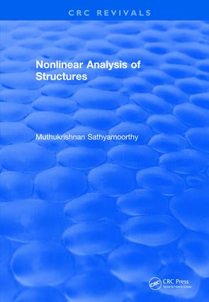Revival: Nonlinear Analysis of Structures (1997) book cover