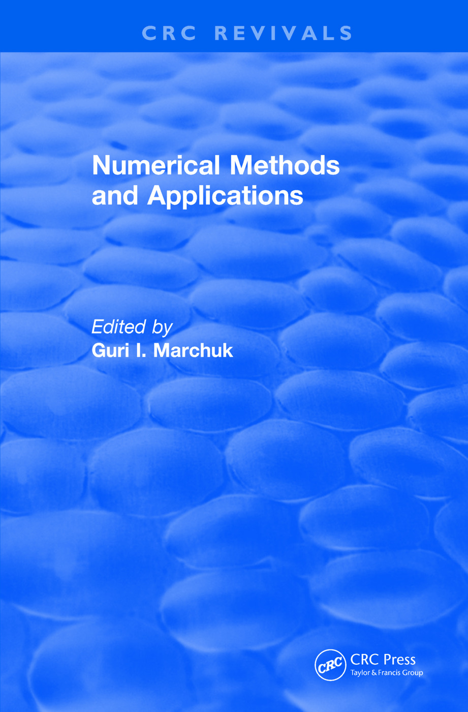Numerical Methods and Applications (1994)