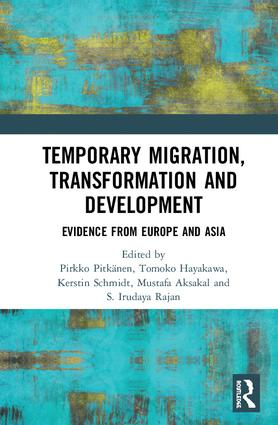 Temporary Migration, Transformation and Development: Evidence from Europe and Asia book cover
