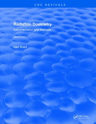 Revival: Radiation Dosimetry Instrumentation and Methods (2001): 1st Edition (Paperback) book cover