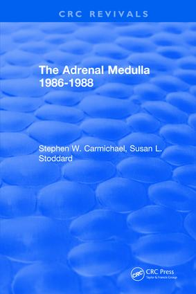 Revival: The Adrenal Medulla 1986-1988 (1989): 1st Edition (Paperback) book cover