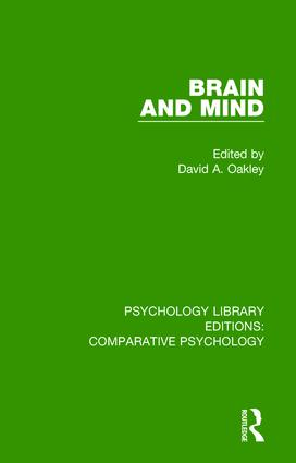 Brain and Mind: 1st Edition (Hardback) book cover