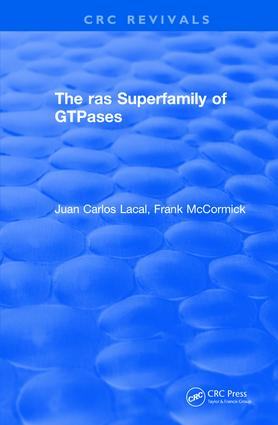 Revival: The ras Superfamily of GTPases (1993): 1st Edition (Paperback) book cover