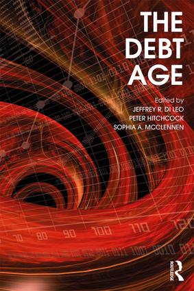 The Debt Age: 1st Edition (Paperback) book cover