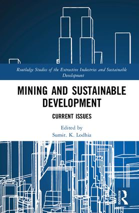 Mining and Sustainable Development: Current Issues book cover