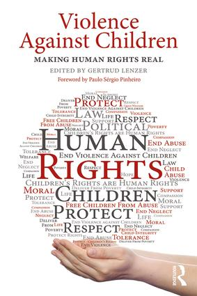 Violence Against Children: Making Human Rights Real (Paperback) book cover