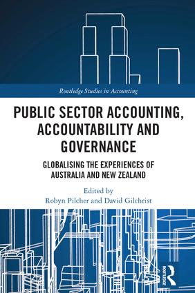 Public Sector Accounting, Governance and Accountability: Experiences from Australia and New Zealand book cover