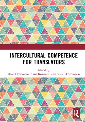 Intercultural Competence for Translators: 1st Edition (Hardback) book cover