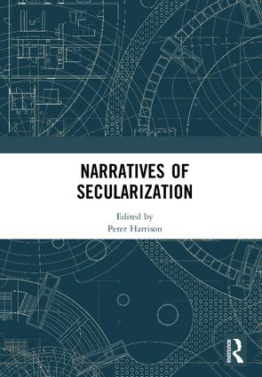 Narratives of Secularization: 1st Edition (Hardback) book cover
