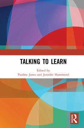 Talking to Learn: 1st Edition (Hardback) book cover