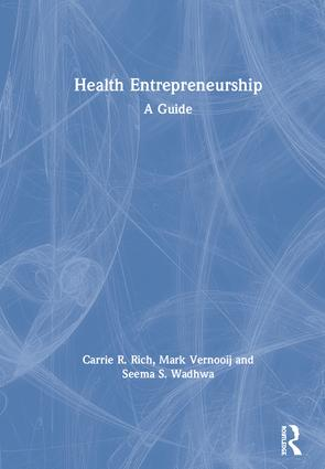 Health Entrepreneurship: A Practical Guide book cover