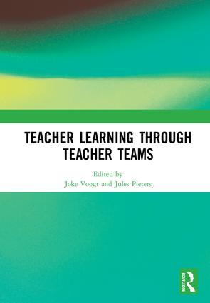 Teacher Learning Through Teacher Teams book cover