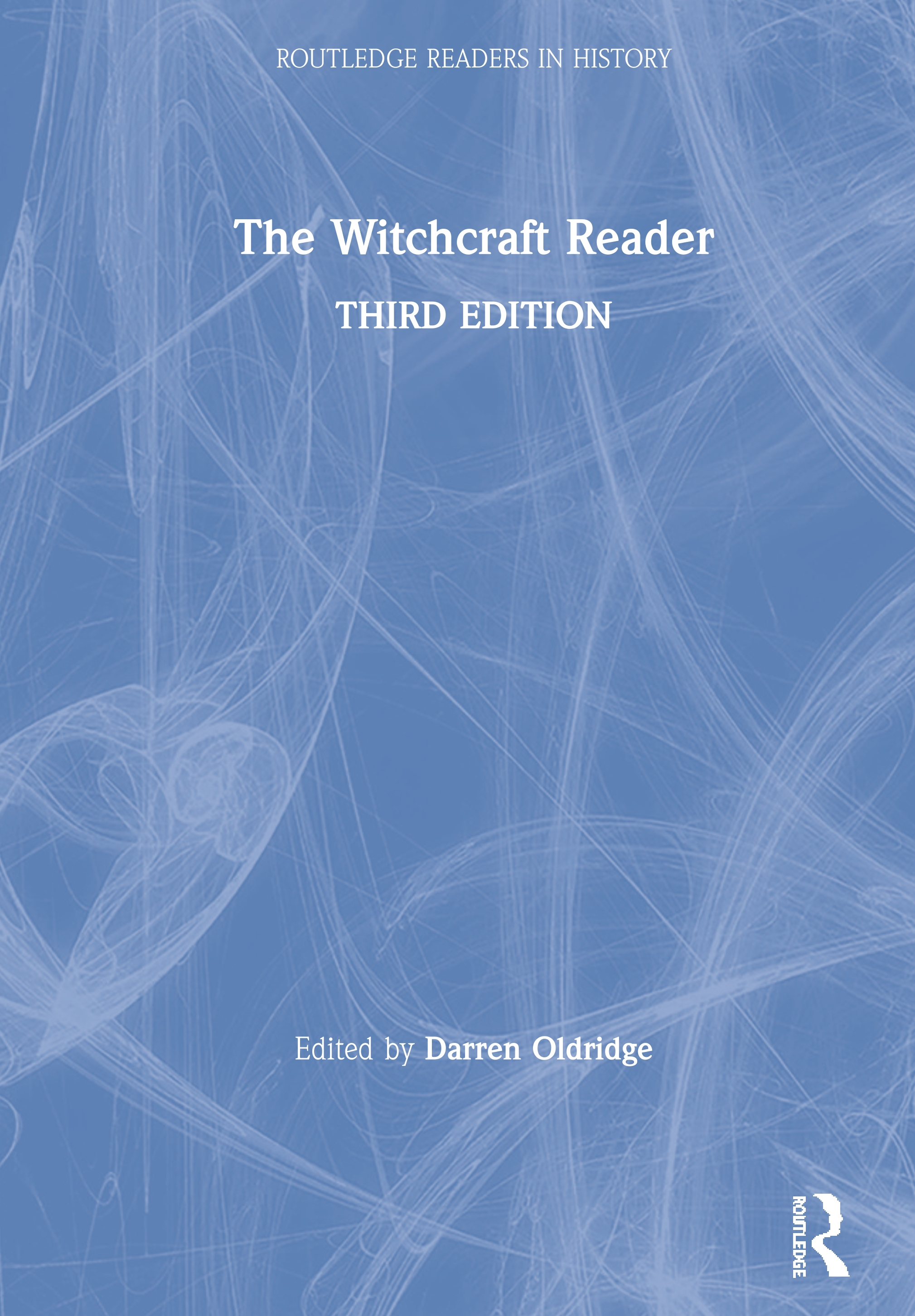 The Witchcraft Reader book cover