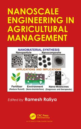 Nanoscale Engineering in Agricultural Management: 1st Edition (Hardback) book cover