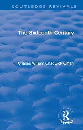 Revival: The Sixteenth Century (1936)