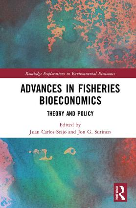 Advances in Fisheries Bioeconomics: Theory and Policy, 1st Edition (e-Book) book cover