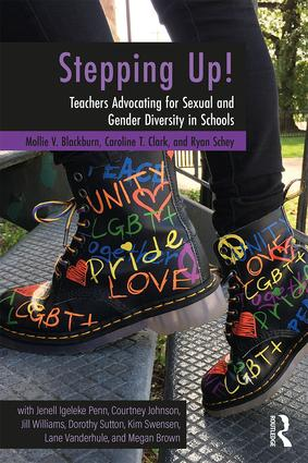 Stepping Up!: Teachers Advocating for Sexual and Gender Diversity in Schools book cover