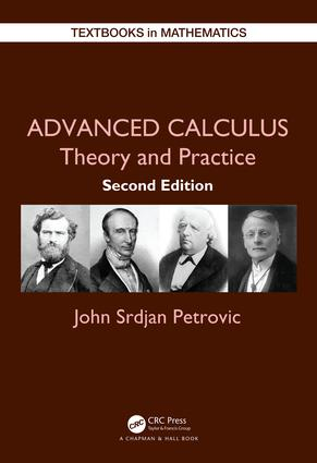 Advanced Calculus: Theory and Practice book cover