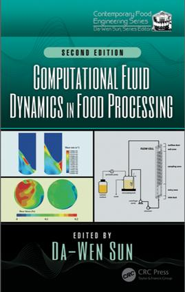 Computational Fluid Dynamics in Food Processing book cover