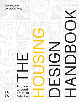 The Housing Design Handbook: A Guide to Good Practice book cover