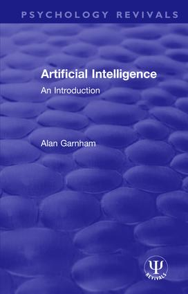 Artificial Intelligence: An Introduction book cover