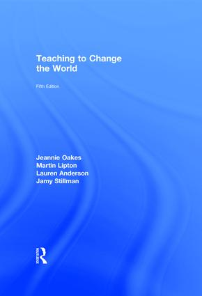 Teaching to Change the World: 5th Edition (Hardback) book cover