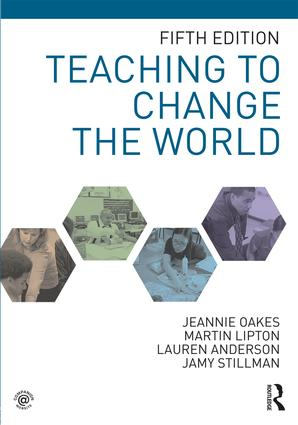 Teaching to Change the World: 5th Edition (Paperback) book cover