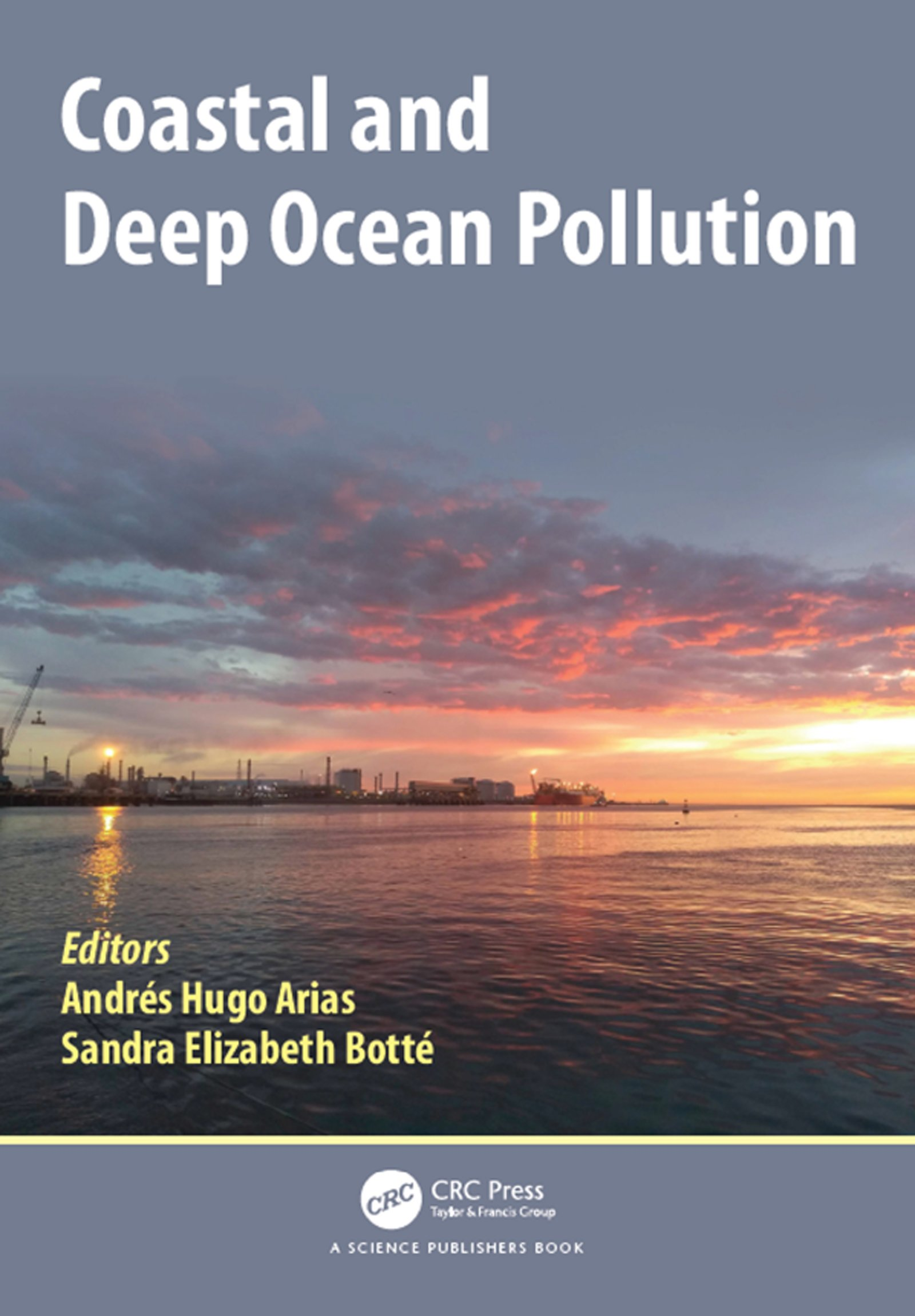 Coastal and Deep Ocean Pollution book cover