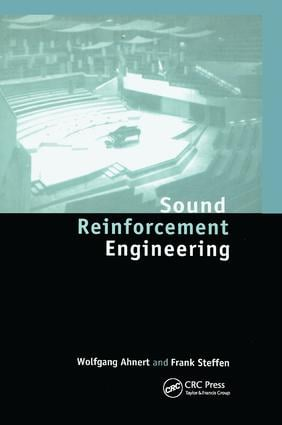 Sound Reinforcement Engineering: Fundamentals and Practice book cover