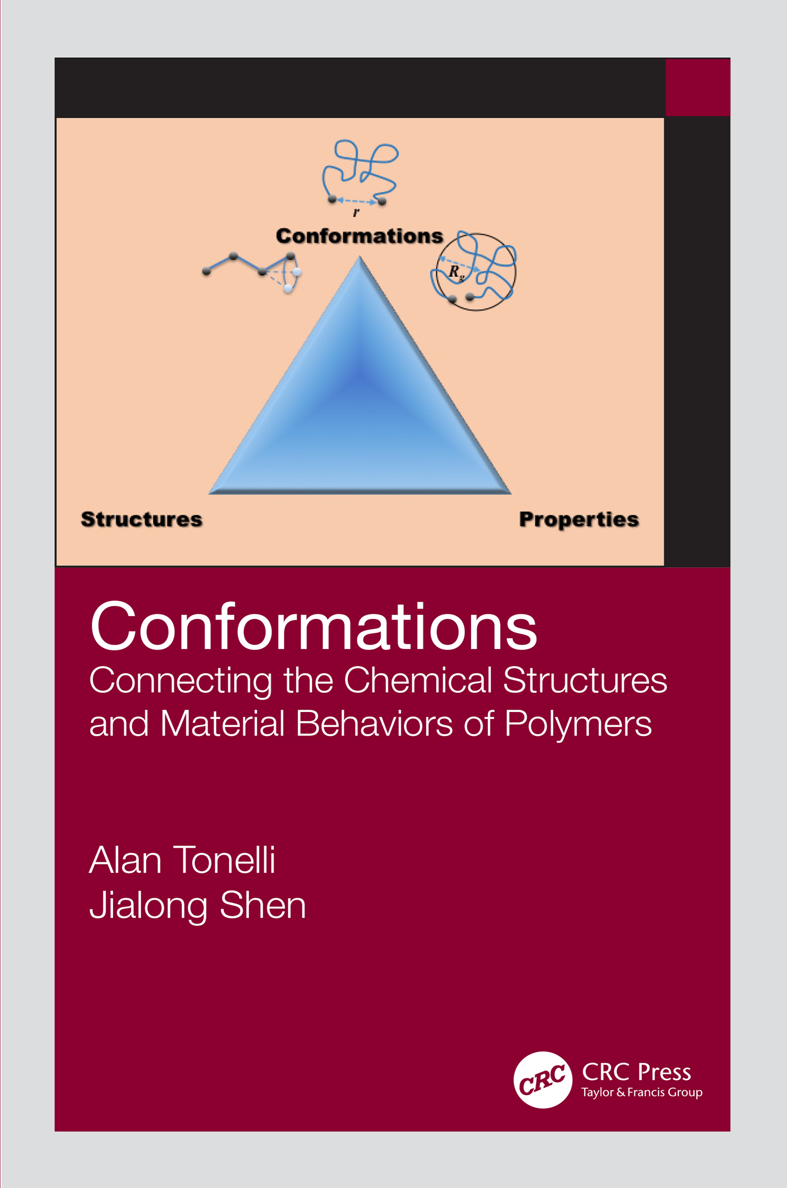 Conformations: Connecting the Chemical Structures and Material Behaviors of Polymers book cover