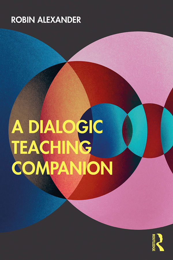 A Dialogic Teaching Companion book cover