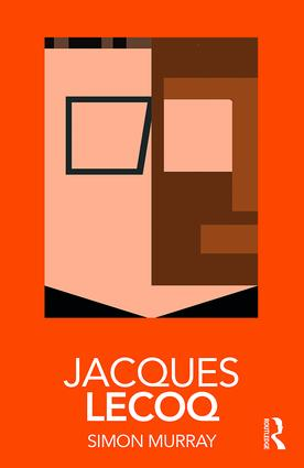 Jacques Lecoq book cover