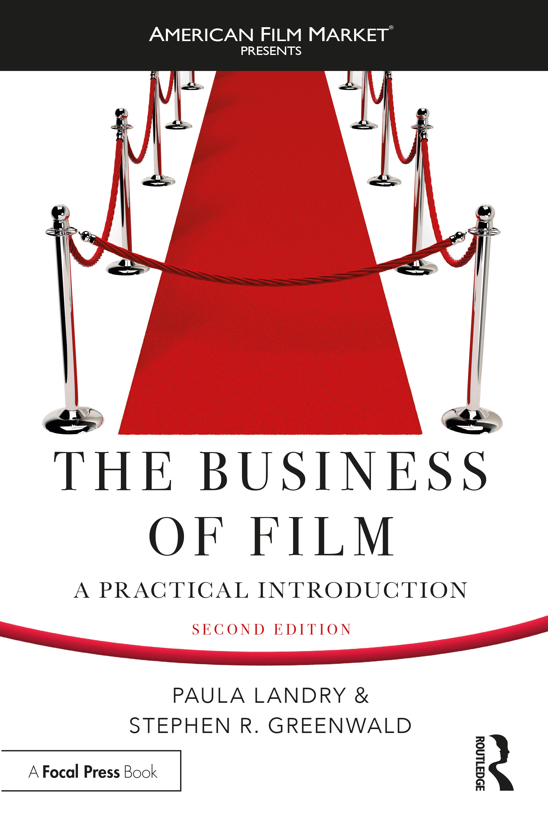 The Business of Film: A Practical Introduction book cover