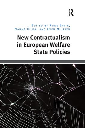 New Contractualism in European Welfare State Policies book cover