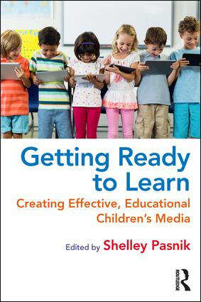 Getting Ready to Learn: Creating Effective, Educational Children's Media, 1st Edition (Paperback) book cover